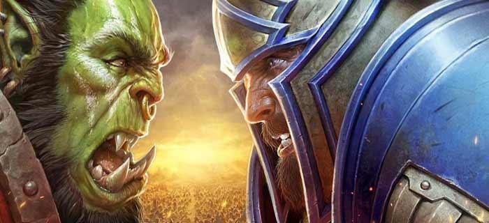 Horde vs Alliance